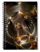 Cenogenesis Spiral Notebook