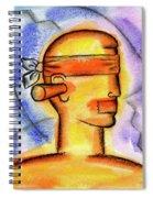 Censorship Spiral Notebook