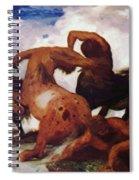Centaurs 1873 Spiral Notebook