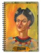 Centehua Illustration Spiral Notebook