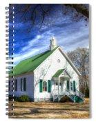 Centennial Christian Church Est 1909 Spiral Notebook