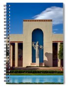 Centennial Hall At Fair Park - Dallas Spiral Notebook