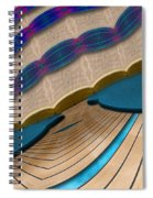 Center Stage Spiral Notebook