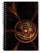 Center Star Spiral Notebook
