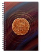 Centered Spiral Notebook