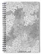 Centered Spiral Notebook
