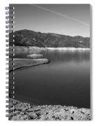 Centimudi In Black And White Spiral Notebook