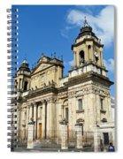 Central Church Guatemala City 1 Spiral Notebook