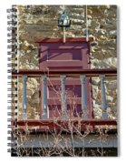 Central City Opera House Door Stage Left Spiral Notebook