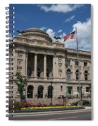 Central Library Milwaukee Spiral Notebook