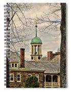Central Moravian Church - Bethlehem Spiral Notebook