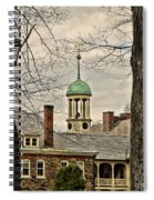 Central Moravian Church - Bethlehem Spiral Notebook