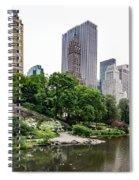 Central Park Spiral Notebook
