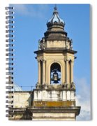 Central Park Metropolitan Cathedral Spiral Notebook