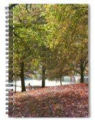 Central Park New York Spiral Notebook