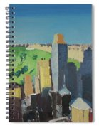 Central Park Nyc Spiral Notebook