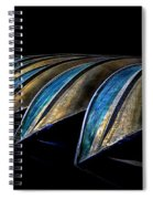 Central Park Row Boats 2 Spiral Notebook