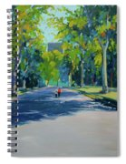 Central Park,nyc Spiral Notebook