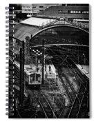Central Station Fn0030 Spiral Notebook