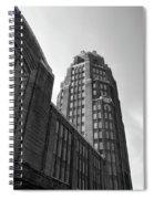 Central Terminal 15142 Spiral Notebook