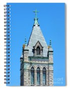 Central United Methodist Church Of Asheville Nc Spiral Notebook