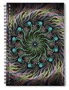 Centrifugal Flair Spiral Notebook