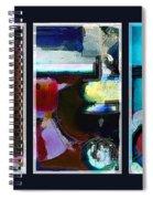 Centrifuge Spiral Notebook