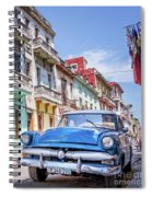 Centro Habana - Vertical Spiral Notebook