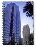 Century City. Galaxy Way Spiral Notebook