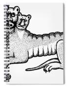 Cerberus Spiral Notebook