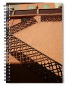 Cerbre France Stairs Spiral Notebook