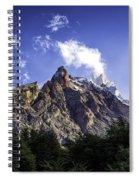 Cerro Fitz Roy 3 Spiral Notebook
