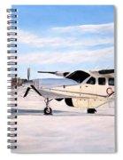 Cessna 208 Caravan Spiral Notebook