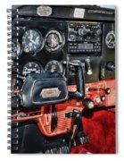 Cessna Cockpit Spiral Notebook