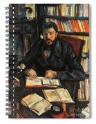Cezanne: Geffroy, 1895-96 Spiral Notebook