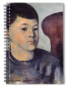 Cezanne: Portrait Of Son Spiral Notebook