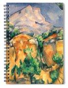 Cezanne: Sainte-victoire Spiral Notebook