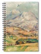Cezanne: St. Victoire, 1897 Spiral Notebook