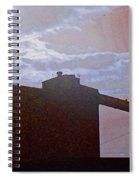Cfi Silhouette 3 Spiral Notebook