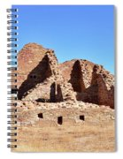 Chaco Ruins  Spiral Notebook