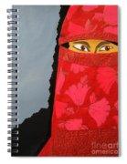 Chador Spiral Notebook