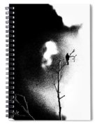 chaffinch Threshold Spiral Notebook
