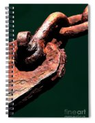 Chain Age II Spiral Notebook