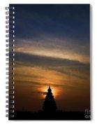 Chakra Dreams Spiral Notebook