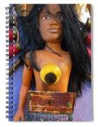 Chakra Spiral Notebook