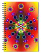 Chakras Spiral Notebook