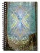 Chalice-tree Spirt In The Forest V2 Spiral Notebook