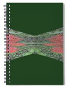 Chalk It Up Bowtie Spiral Notebook