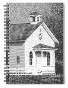 Chalkboard Slate Spiral Notebook