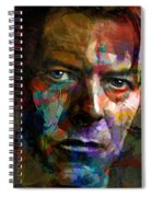 Chameleon, Comedian, Corinthian And Caricature Spiral Notebook